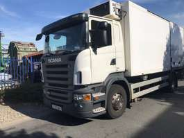 refrigerated van Scania R 380 R 380 Cooltruck 2008