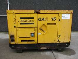 generador Atlas Copco QAS15 1988