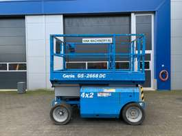 scissor lift wheeld Genie GS 2668 DC 2006