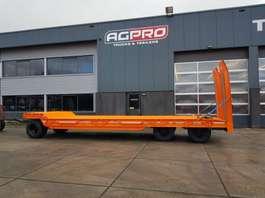 lowloader trailer Nooteboom ASD-28S 1989
