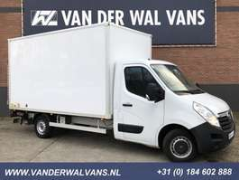 closed box lcv < 7.5 t Opel Movano 2.3CDTI BiTurbo 170pk Bakwagen + laadklep | Airco 3-Zits 2016