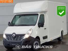 closed box lcv < 7.5 t Renault Master 2.3DCI 170PK Automaat Bakwagen Volume 1200kg Laden 18m3 A/C Cruis... 2020