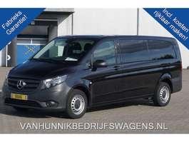 minivan - passenger coach car Mercedes Benz Vito 116 CDI XL 9 Persoons Airco Navi Cruise Trekhaak Automaat!! NR. 582 2018