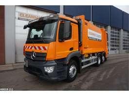 garbage truck Mercedes Benz Antos 2533 2020