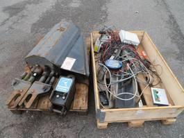 hydraulický systém díl zařízení Bakker GEJO-08 + Welvaarts Wegsystem 2012