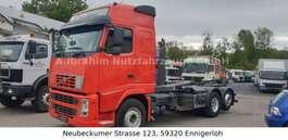 roro tractor unit Volvo 440 mitMeiller RK 20 70 Haken