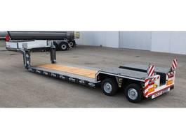 lowloader semi trailer Rojo Trailer Extra-low bed loader 2 axles. Pendel GRS2 (1X) 2020