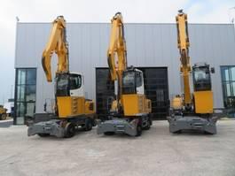 escavatore gommato Liebherr LH24M Litronic/Industry 2014