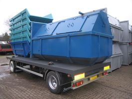 container chassis trailer GS Meppel AI 2000 1998