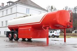 tank semi trailer semi trailer Schwarzmüller STKL2 Tank für Bitumen 1992