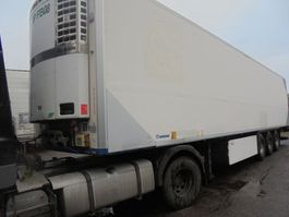 refrigerated semi trailer Krone Thermoking Doppelstock 2006
