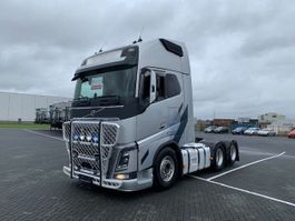 cab over engine Volvo FH16, 650, Retarder, FA chassis, full air 2014