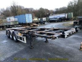 container chassis semi trailer LAG 0-3-39 20/30ft ADR Container Chassis 2001