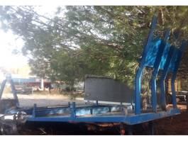 Автомобиль с безбортовой платформой запчасть для грузовика Transgruas Caja para equipo de gancho 1999