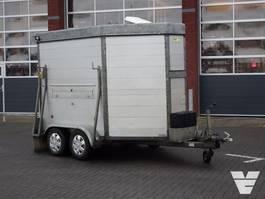 rimorchio auto per trasporto cavalli Titan ZTP - Fripaan - floors rebuild 2002