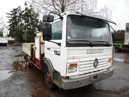 LKW Kipper > 7.5 t Renault kipper met kraan 1994