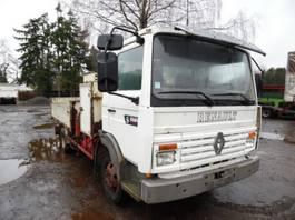 автосамосвал > 7.5 t Renault kipper met kraan 1994