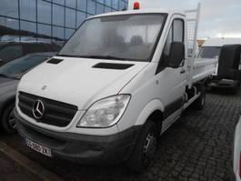 véhicule utilitaire léger à benne basculante < 7.5 t Mercedes Benz Sprinter 2012