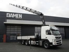 Kranwagen Volvo FM 410 6x2 Euro 5 2012
