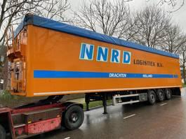 walking floor semi trailer Knapen Trailers K200 2012