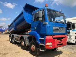 tipper truck > 7.5 t MAN 41-410 8x8 2005