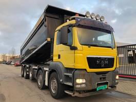 tipper truck > 7.5 t MAN 41-440. 10 x 4 2009