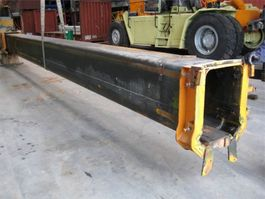 other equipment part Faun RTF 50-4 telescopic T2 section