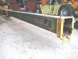 other equipment part Faun RTF 50-4 telescopic T3 section