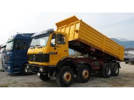 tipper truck > 7.5 t Mercedes-Benz 3535 K 1989