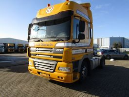 cab over engine DAF FT CF 85 2008