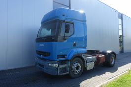 cabeza tractora Renault PREMIUM 385.18 4X2 FULL STEEL MANUAL 1997