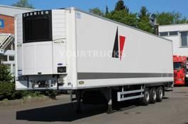 refrigerated semi trailer Chereau Carrier Vector 1850MT/Strom/Bi-Temp/SAF/FRC 2020 2011