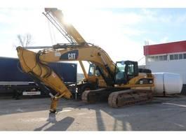 crawler excavator Caterpillar 330DL 2007