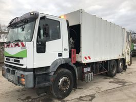 garbage truck Iveco EUROTECH CURSOR 270 6X2 2000