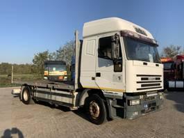 drop side truck Iveco EUROSTAT 440 E42 Manual diesel pomp injection 1998