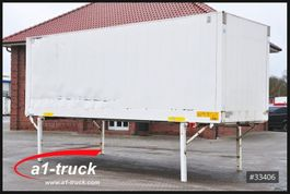swap body box container Krone WK 7,45,  Code XL, Doppelstock, 2011