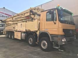 concrete pump truck Mercedes-Benz Actros 5051 Putzmeister 52-5 BSF ** TOP ** 2009