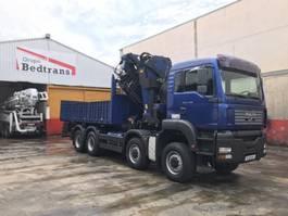 platform truck MAN Tga 41.4330 Palfinger 100002 + Jib 2006