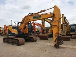 crawler excavator Hyundai ROBEX 235LCR-9 2012