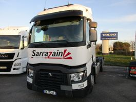 chassis cab truck Renault T 6x2 2016