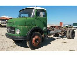 chassis cab truck Mercedes-Benz 1413 1974