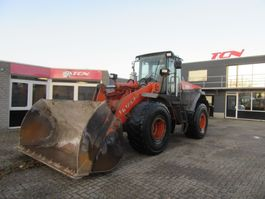 wheel loader Hitachi ZW 250 WHEELLOADER 2008