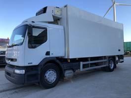 refrigerated truck Renault Premium 18.270Cdi  Carrier Supra 550 Diesel-Electrisch 2005