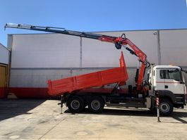 camión grúa MAN Tgs 33.400 Fassi F 235 Xp 2009