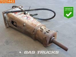 kruszarka i młot wyposażenie Hammar 4 - 6 Tons - Hydraulic hammer 2010