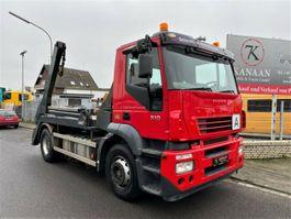 tipper truck > 7.5 t Iveco 310 AD 190S / 31 P  Hyvalift Telskop Euro3