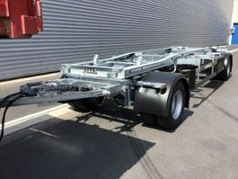 container chassis trailer Schwarzmüller 2 as
