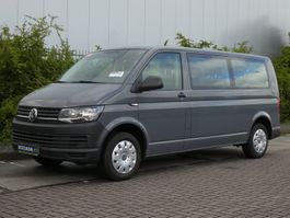 minivan - passenger coach car Volkswagen TRANSPORTER 2.0 TDI l2 ac 9 pers 2016