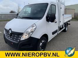 véhicule utilitaire léger à benne basculante < 7.5 t Renault master kieper airco unused 2x op voorraad 2019
