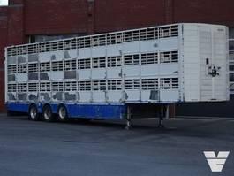 livestock semi trailer Pezzaioli SBA32/G 3 Stock Livestock 2014